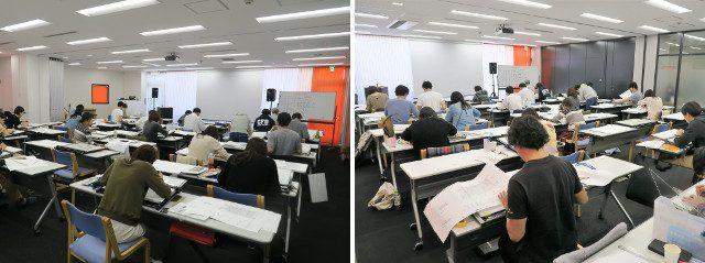 インテリアプランナー受験対策セミナー [2020年度パース・設計製図セミナー] 開催(仮)決定